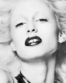 Model, Donna Jordan