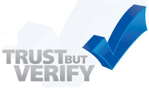 TrusButVerify