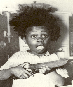 Buckwheat (as a boy)