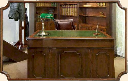 Banker's Desk